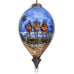 Marcello Corti Holy Family Christmas Ornament by Inner Beauty