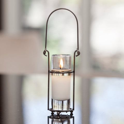 Metal Votive Single Candle Holder by Mixture