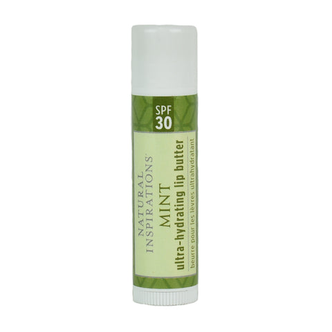 Mint Ultra-Hydrating Lip Butter by Natural Inspirations