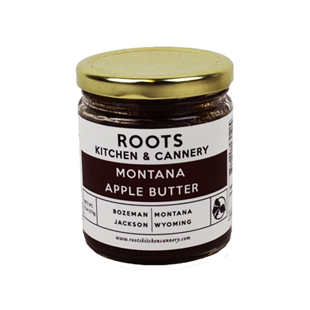 Montana Apple Butter by Roots Cannery and Kitchen
