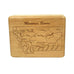 Montana Rivers Cherry Fly Box by Stonefly Studio (73488)