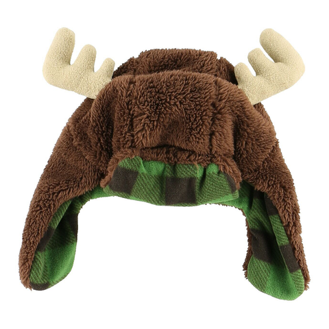 Moose Critter Cap by Lazy One
