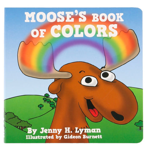 Moose's Book of Colors by Lazy One