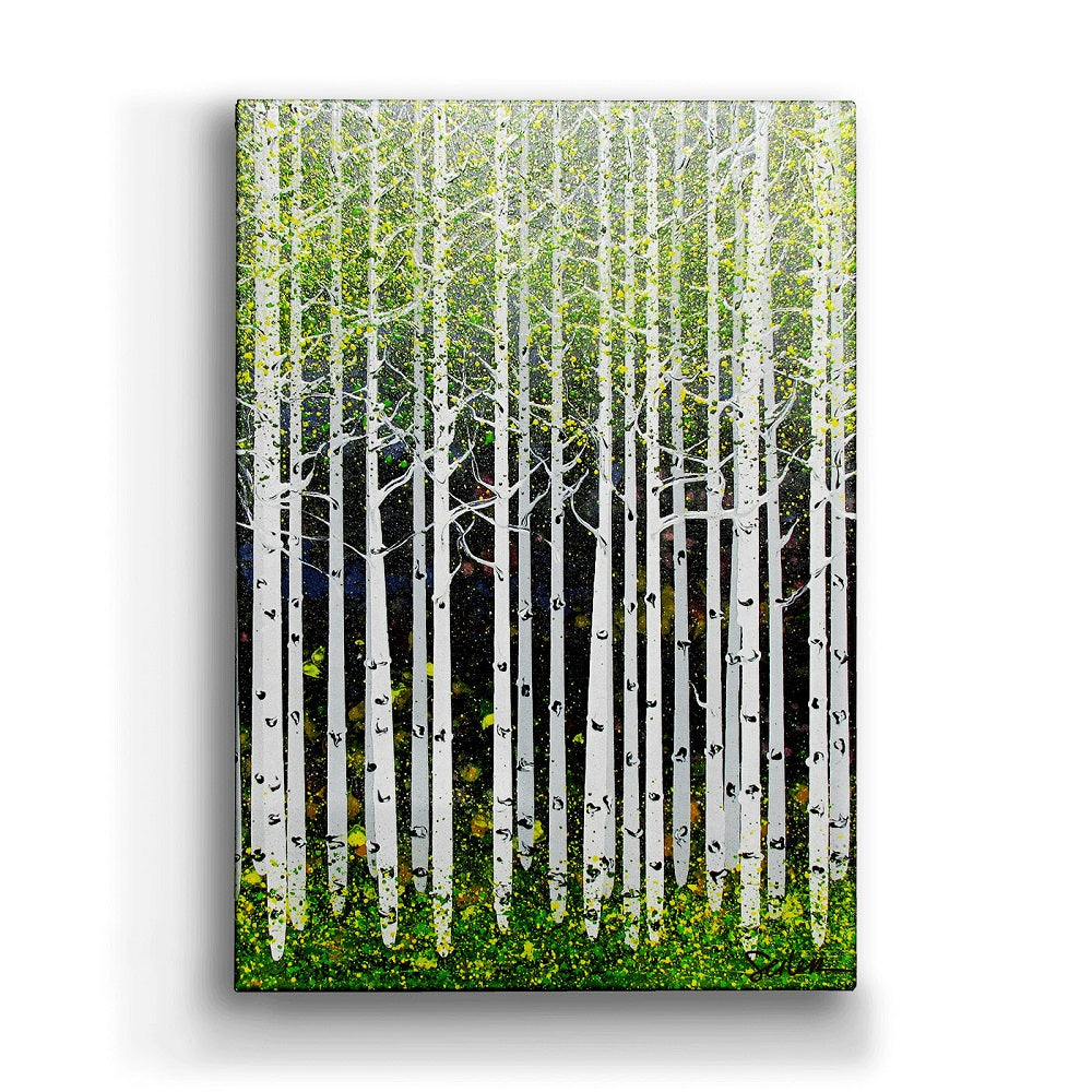 Nancy Seiler's Aspens Summer Colors by Meissenburg Designs at Montana Gift Corral
