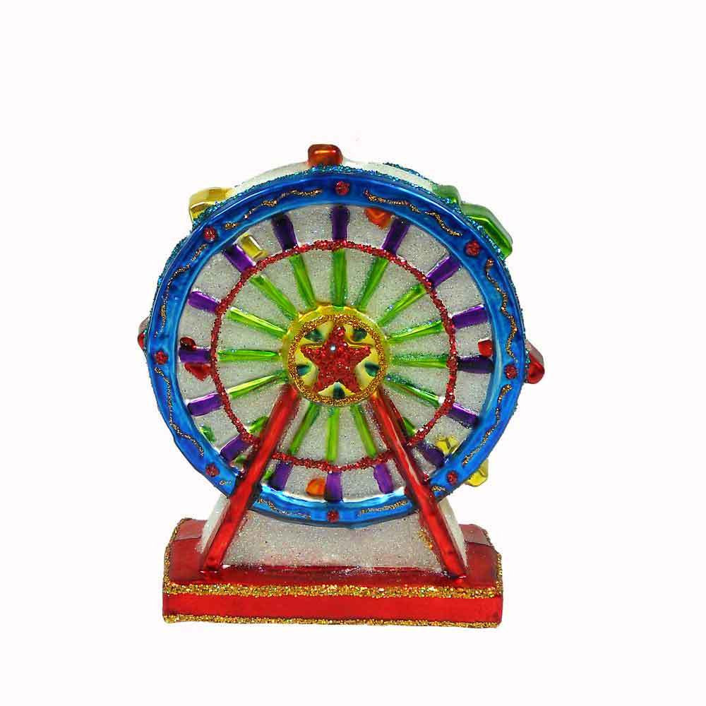 Old World Christmas Ferris Wheel Ornament