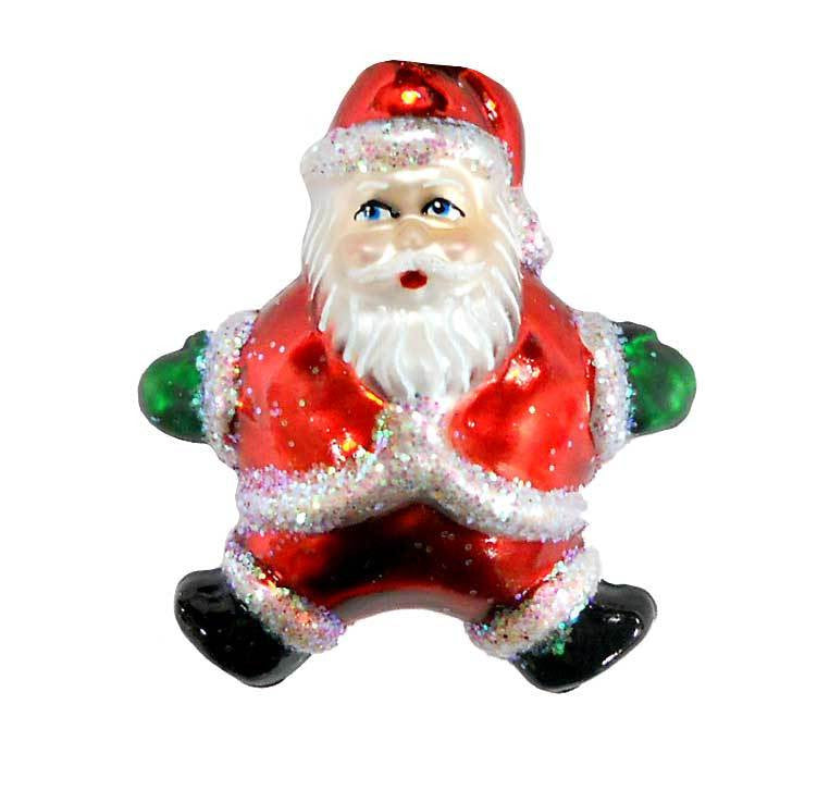 Assorted Miniature Santa Ornament by Old World Christmas