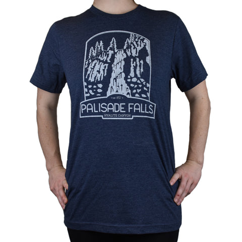 Palisade Falls Graphic T-Shirt by History Rock Apparel