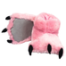 Pink Bear Paw Slippers by Lazy One