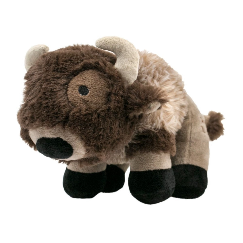 Plush Buffalo Toy by Tall Tails