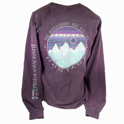 Port Primal Mountains Long Sleeve Montana Shirt