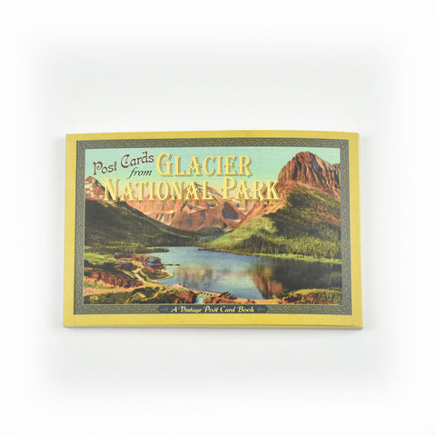 Post Cards From Glacier National Park by Farcounty Press