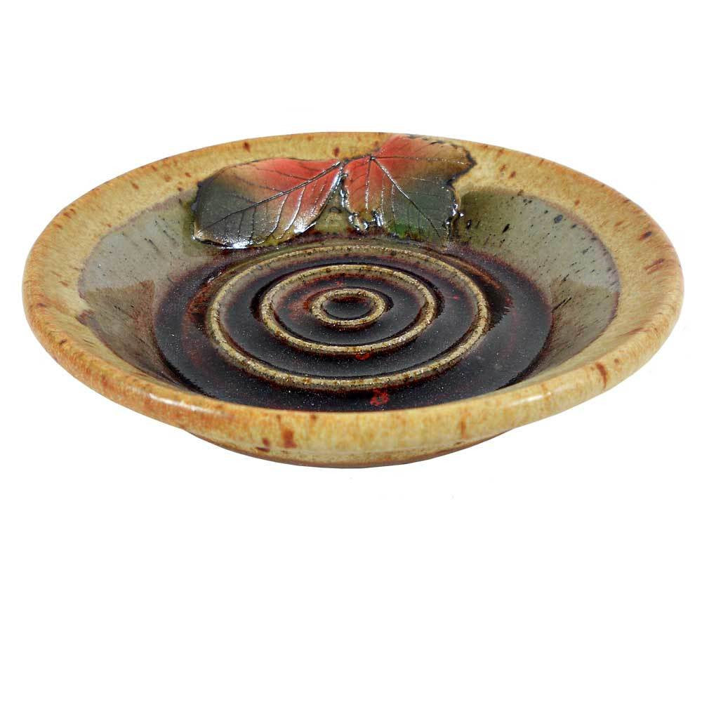 Red Indian Summer One Piece Soap Dish