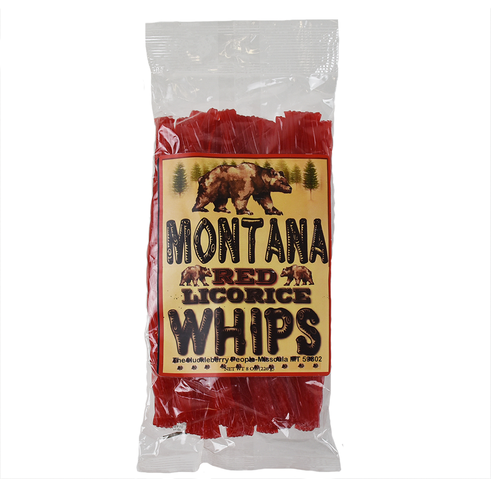Montana Red Licorice Whips by Huckleberry People