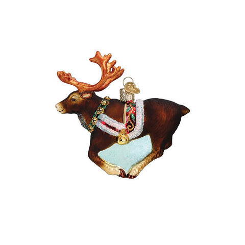 Reindeer Christmas Ornament by Old World Christmas (76346)