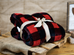 lumberjack plaid sherpa throw blanket by carstens