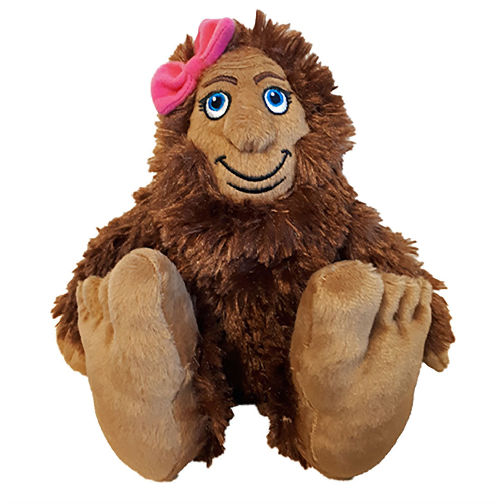She-Squatch Big Foot by Stuffed Animal House