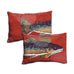 Shelle Lindholm Brookie Fish Pillow by Meissenburg Designs at Montana Gift Corral