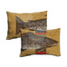 Shelle Lindholm Brown Trout Pillow by Meissenburg Designs at Montana Gift Corral