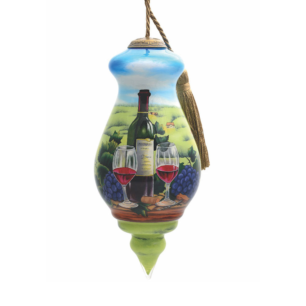 Simon Treadwell Vineyard Inner Beauty Christmas Ornament