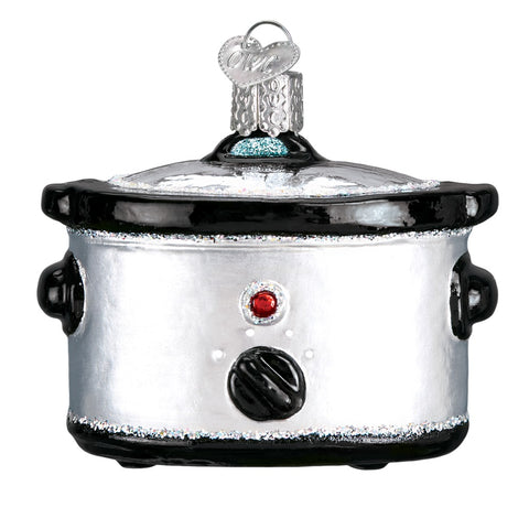 Slow Cooker Ornament by Old World Christmas