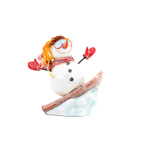 Snowboarding Snowman by Fantastic Craft