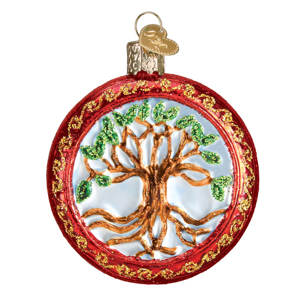 Tree of Life Christmas Ornament by Old World Christmas at Montana Gift Corral