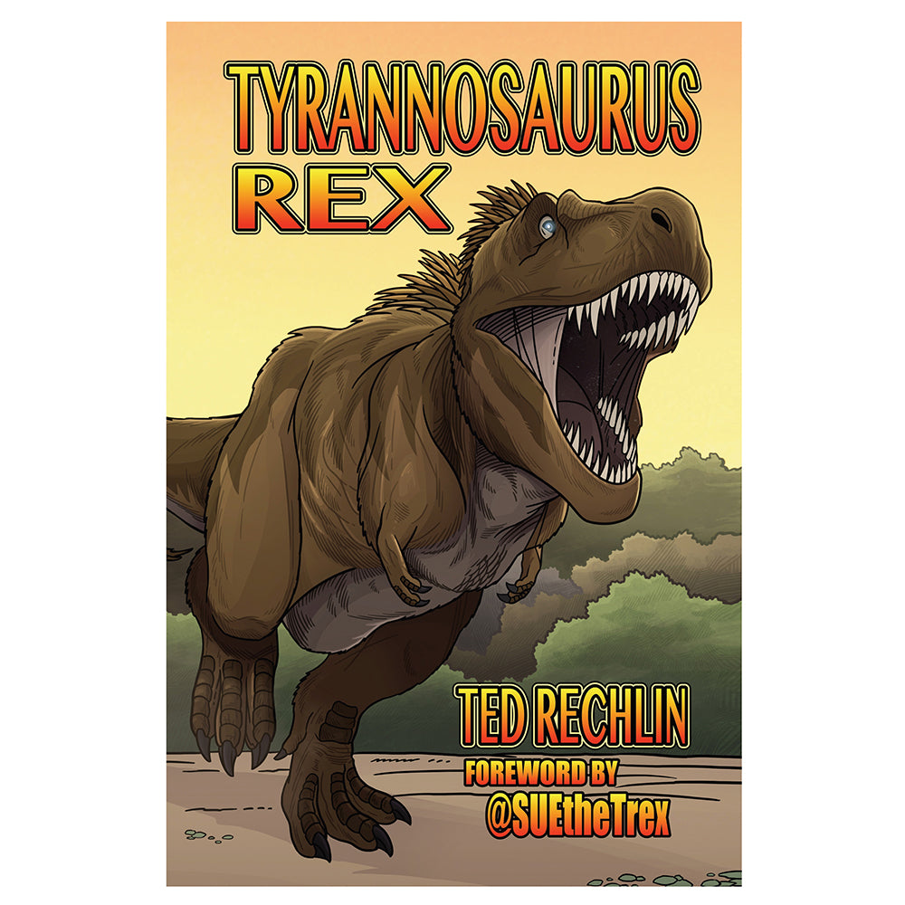 Tyrannosaurus Rex by Ted Rechlin