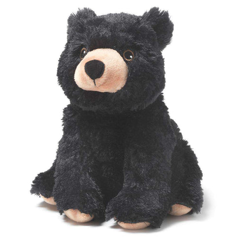 The Warmies Black Bear by Intelex USA can provide stress and anxiety relief, promote restful sleep, and are perfectly weighted to provide a calming and positive sensory experience!