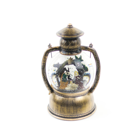Water Spinning Lantern by Oak Street Wholesale