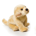 Yellow Lab Puppy Plush by Nat&Jules