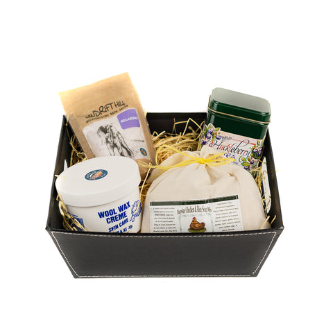 Whether they live next door or across the country, the Care Gift Basket is a great way to let friends or family know that you are thinking of them!