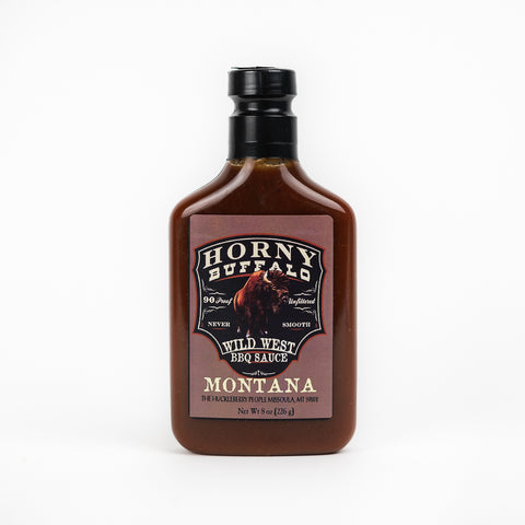 Horny Buffalo BBQ Sauce - 8 oz. by Huckleberry People 56677