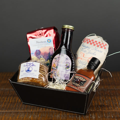Montana Breakfast Gift Basket