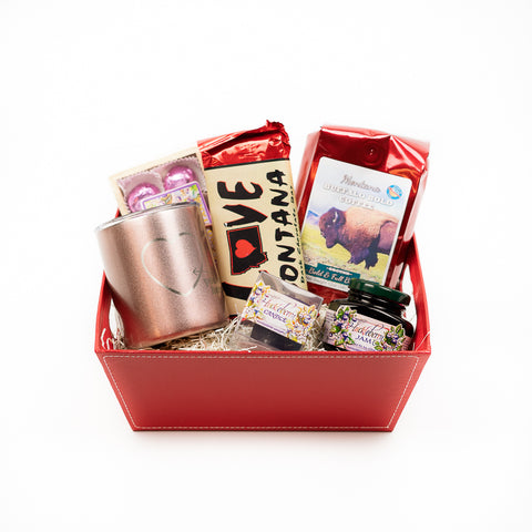 Montana Love Gift Basket