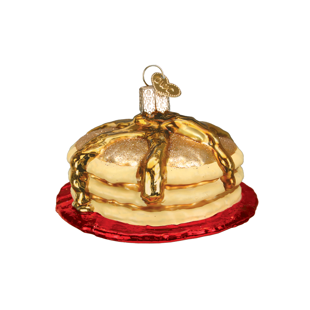 Short Stack Ornament by Old World Christmas