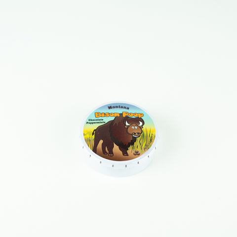 Bison Poop Mints by Amusemints