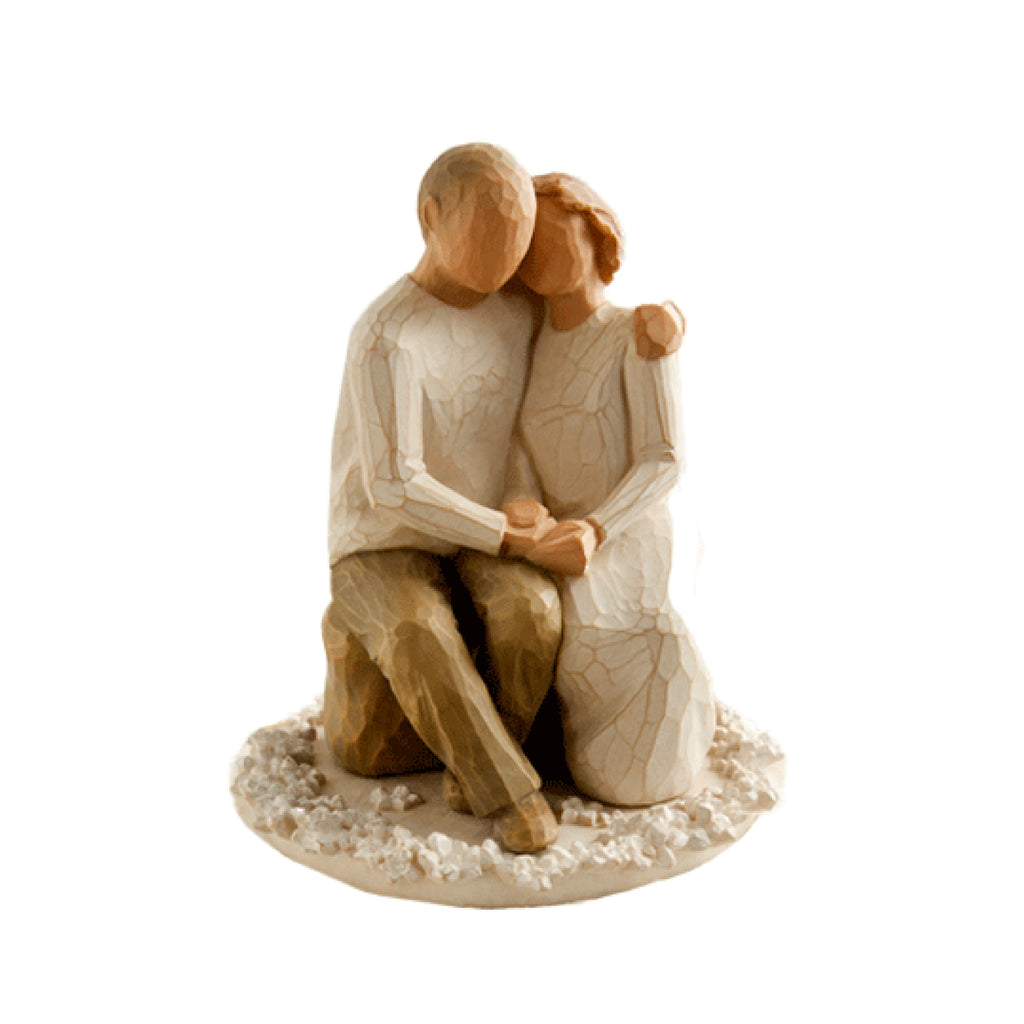 Montana Wedding Cake Topper