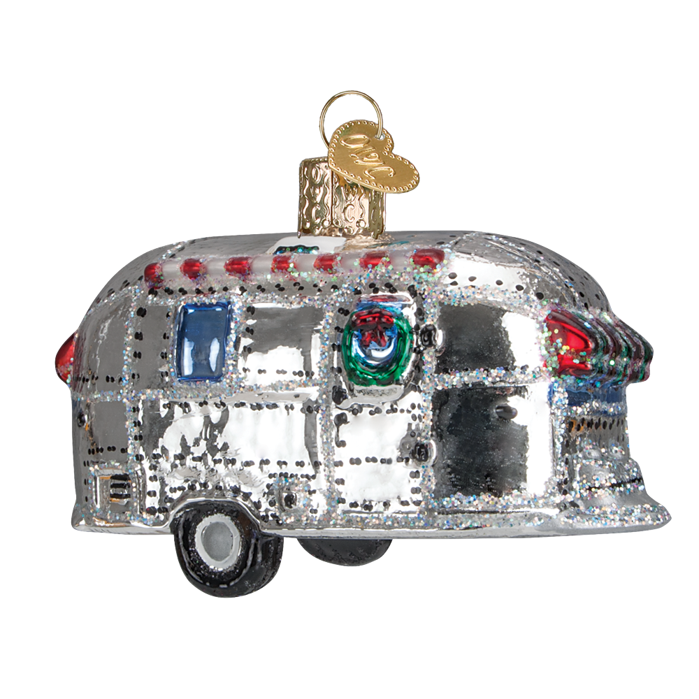 Vintage Trailer Ornament by Old World Christmas
