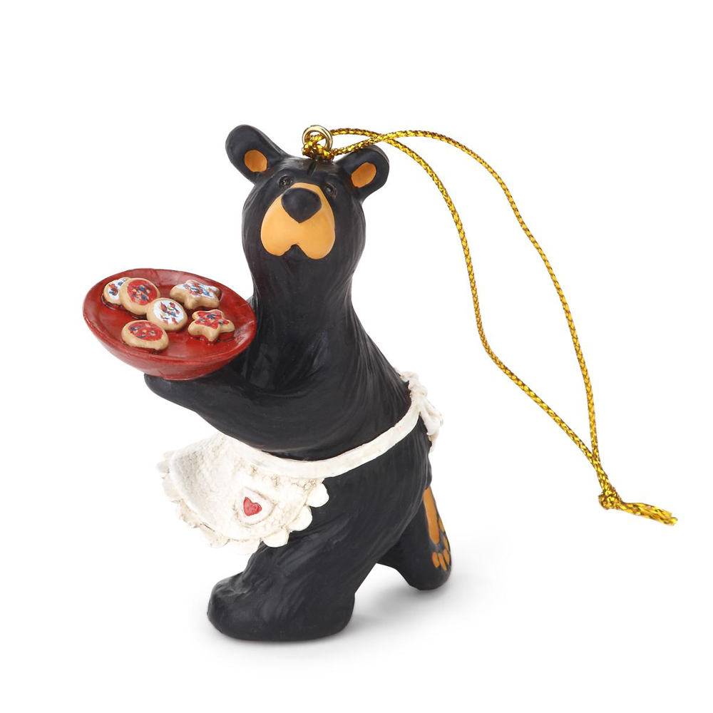 Best Cookie Maker Bearfoots Ornament by Jeff Fleming