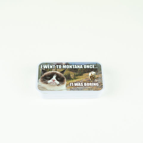 Grumpy Cat Mints by Amusemints
