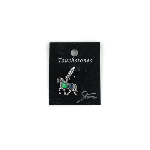 Wild Pearle Horse Charm by A.T. Storrs