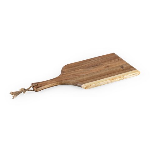"Acacia 18"" Artisan Serving Plank from Picnic Time"