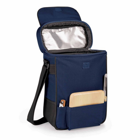 Duet Deluxe 2 Bottle Tote from Picnic Time