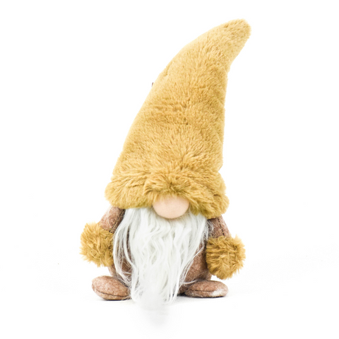 Brown Hat Gnome by Oak Street Wholesale