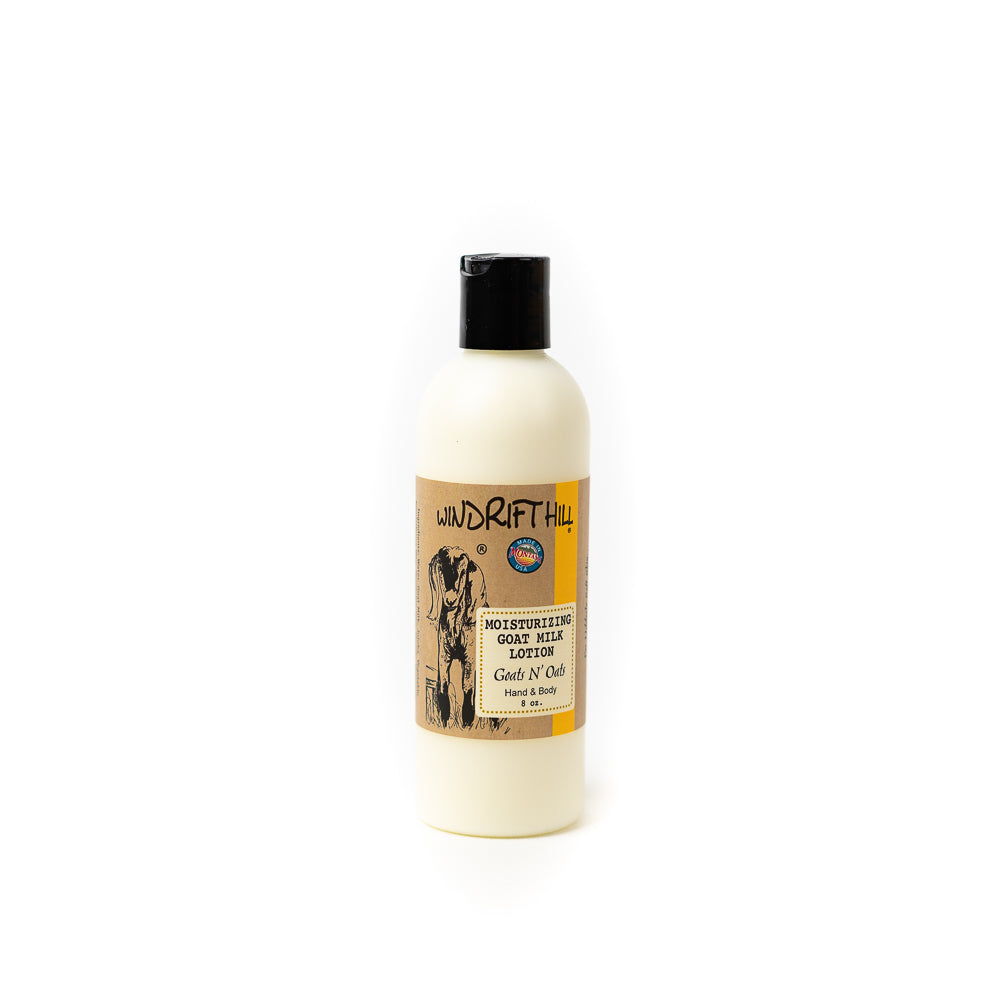 Goat's Milk Lotion by Windrift Hill (13 scents)