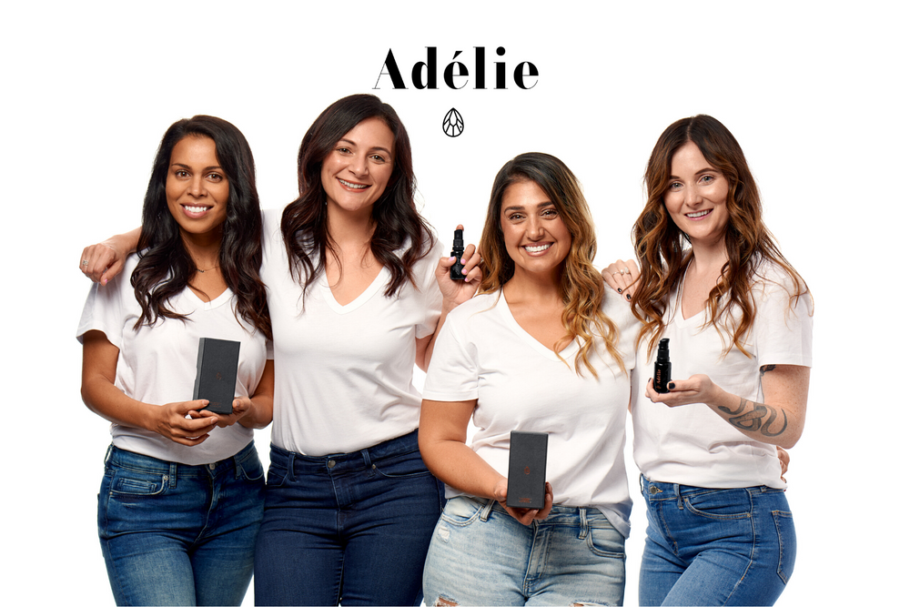 Subscribe to Beauty Shortlist 2020 Best Night Serum Award Winner Adelie Organic Skincare newsletter now