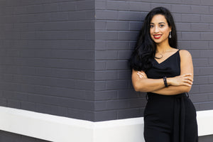 Meet Jessy Furniel, The Latina Founder & Formulator of Adelie, a plant-based opulent organic skincare line empowering women to age with confidence
