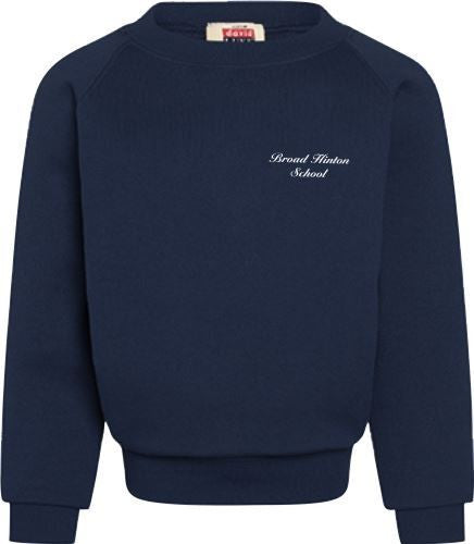 Broad Hinton School Eco Sweatshirt