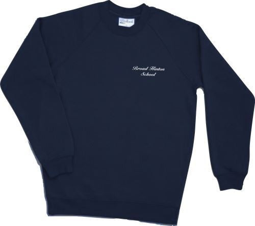 Broad Hinton School Premium Sweatshirt