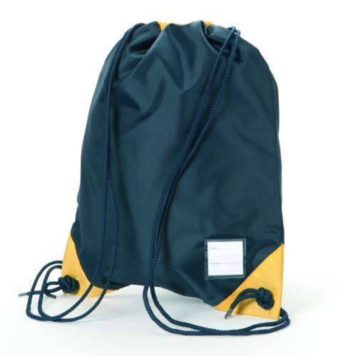 Broad Hinton PE Drawstring Bag